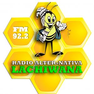 Logo Radio Alter-Nativa Lachiwana FM 92.2